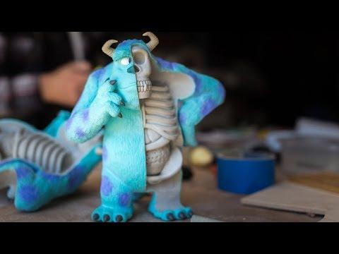 Meet Jason Freeny, Custom Toy Sculptor