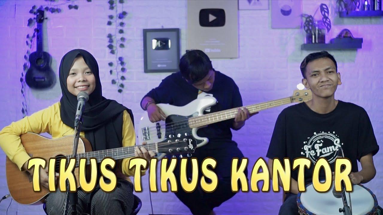 IWAN FALS - TIKUS TIKUS KANTOR COVER by Ferachocolatos ft. Gilang & Bala