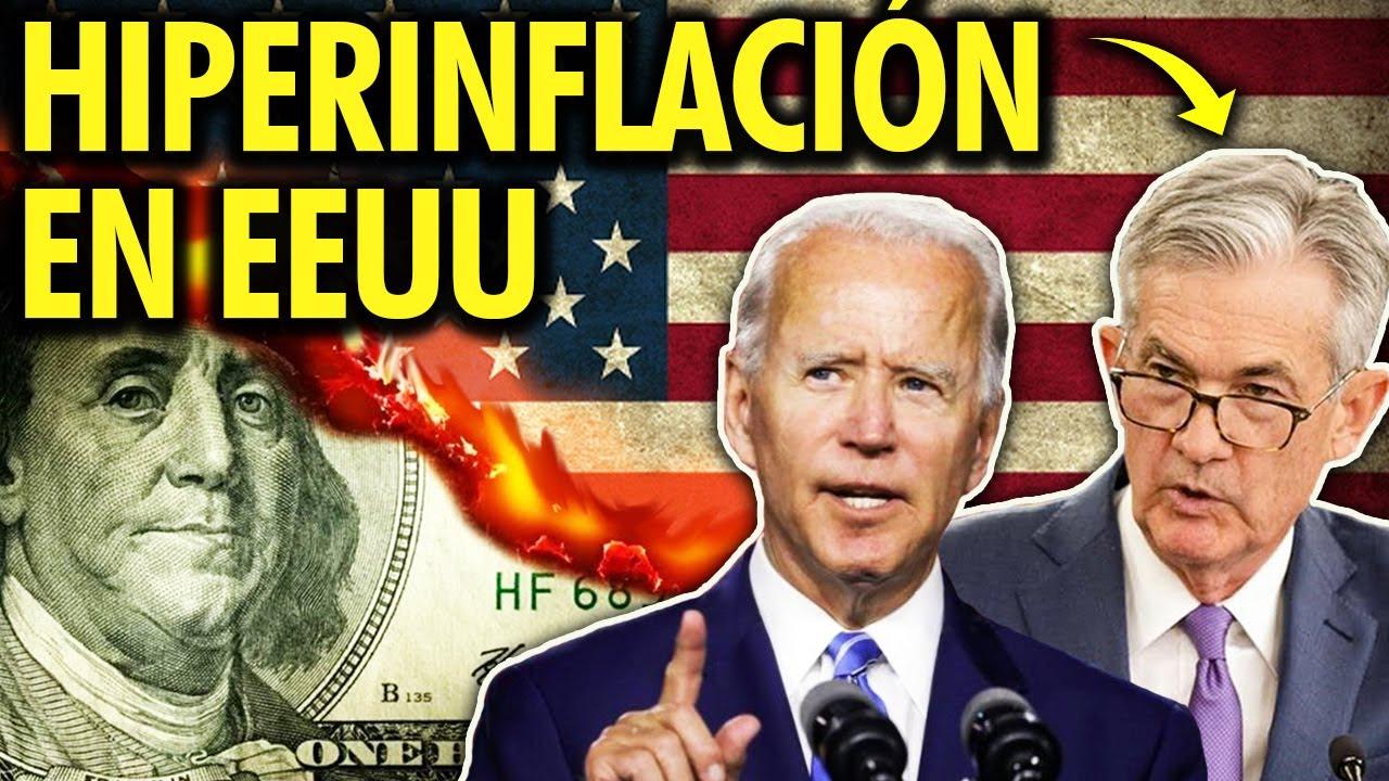 Hiperinflación: ¿Se acerca el FIN de EEUU y el DÓLAR? (Documental)