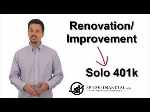 Real Estate Solo 401k Plan: How to Purchase an Investment Property