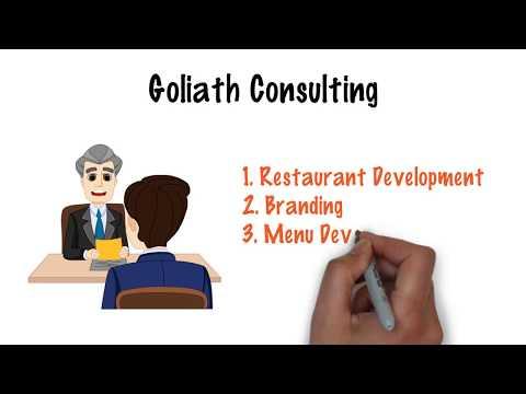 Goliath Consulting - Restaurant Development