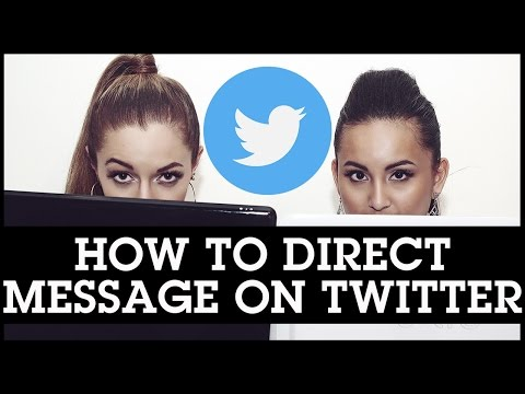 How To Direct Message on Twitter // Privately Message Someone on Twitter