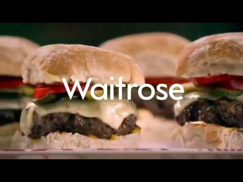 Boerewors burger recipe from Heston and Waitrose