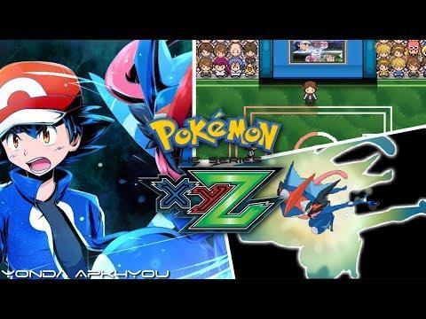 New Pokemon Game! Pokemon XY&Z Final Battle - Gameplay