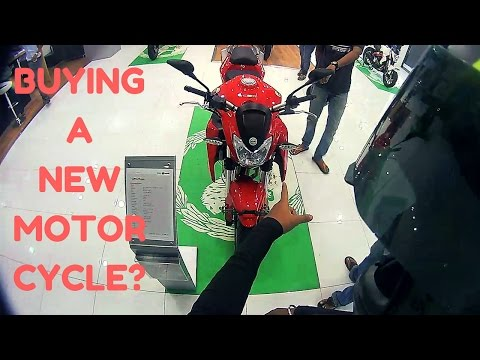 Buying a new Motorcycle? | GearBLADE | Kolkata