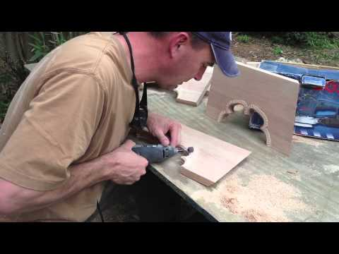 GRANDFATHER CLOCK building HOW TO MAKE IT... my