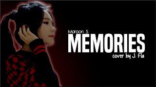 Maroon 5 - Memories (J.Fla cover)(Lyrics)