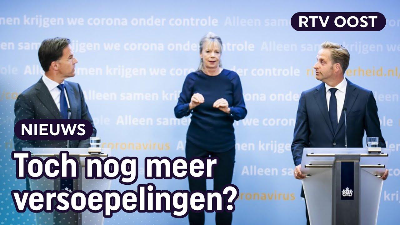 Persconferentie: Komt er nog een konijn uit de hoge hoed van Mark Rutte?   RTV Oost