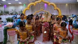 kannukkul pothivaipen en chella kannane vaa Janan + Keetha tamil wedding 9 feb 2014 - next day edit