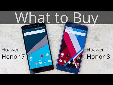 Honor 7 vs. Honor 8 (Huawei) | What to Buy | TechCentury