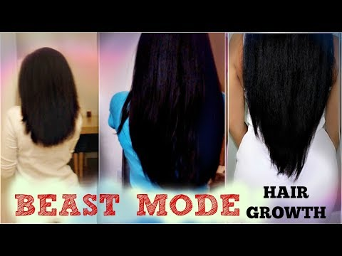 Ayurveda for BEAST MODE hair growth (Indian Secret)