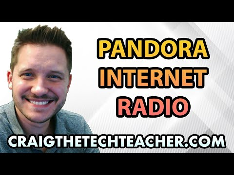 Free Software! [HD]: Music: Pandora Internet Radio Learns and Streams Your Music DNA Online
