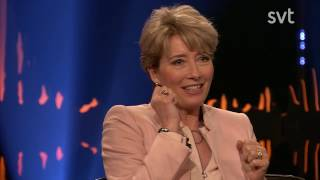 """Donald Trump asked Emma Thompson out for dinner:  """"I didn"""