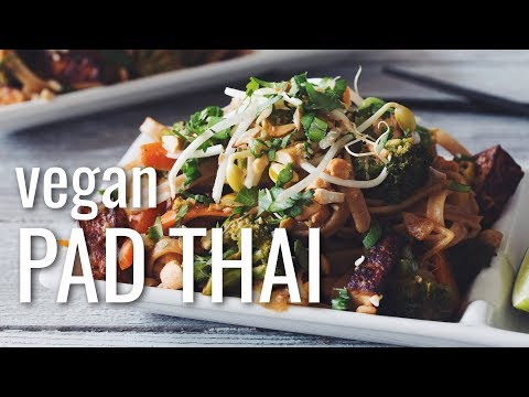 VEGAN PAD THAI (BETTER THAN TAKE-OUT!) | hot for food