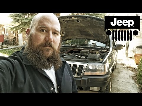 Jeep Grand Cherokee Engine Flush Experiment