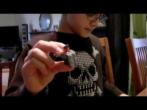 How to build mini Lego shockwave  by Ben Gabay