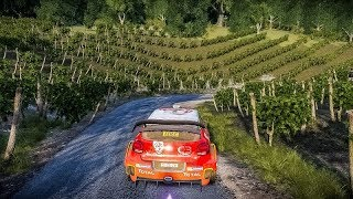WRC 7 - Germany - Citroen C3
