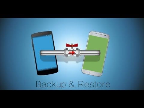 How to Backup And Restore to A New Android Phone (2018)