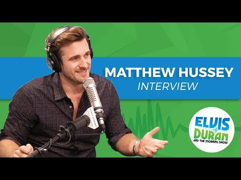 Matthew Hussey on Friend Zoning, Taking Small Steps, and Online Dating | Elvis Duran Show