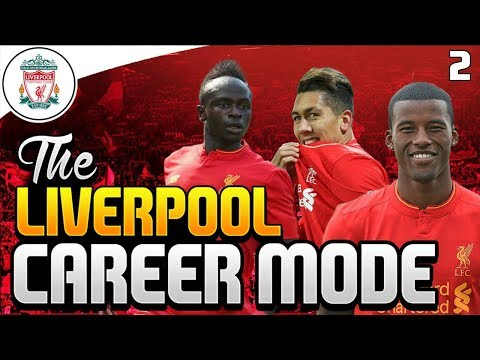 FIFA 18 LIVERPOOL CAREER MODE #2 - SUPERSTAR SIGNS ON DEADLINE DAY! | GOAL OF THE SEASON