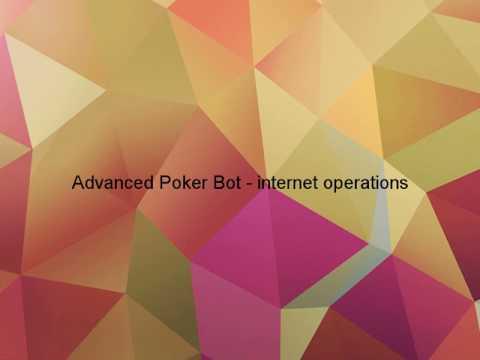 Advanced Poker Bot - internet operations - Download Link