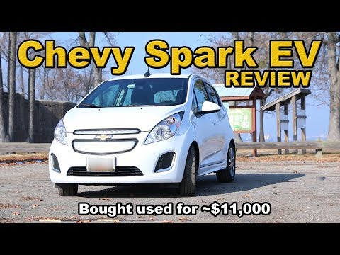 Spark EV Review - Bought used for ~$11k