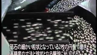 【日本科学技术】钢珠球的制作流程【Japan Science and Technology 】Steel ball