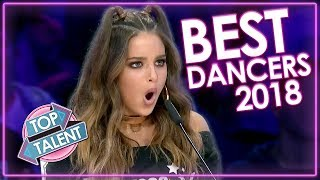 Most Viewed Dancer Auditions on Got Talent Around The World   Top Talent