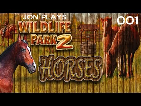 April Fool's 2015 : WILDLIFE PARK 2 - HORSES : Best Game Ever! (HD)