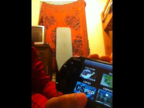 How to download games on your psp 1000,2000,and 3000
