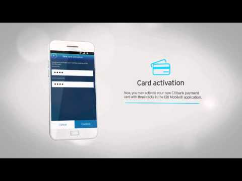 New Citi Mobile® app!