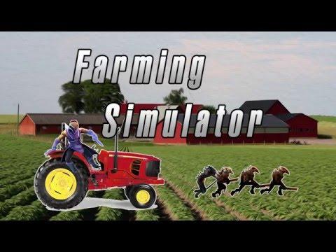 Dota Farming Simulator