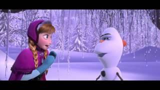 Frozen Anna Dan Permaisuri Salji (Meet Olaf-Bahasa Malaysia-Malay)