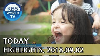 Today Highlights-battle Trip/the Return Of Superman/marry Me Now Ep.47 [2018.09.02]
