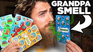 Weird Scratch n' Sniff Sticker (Game)