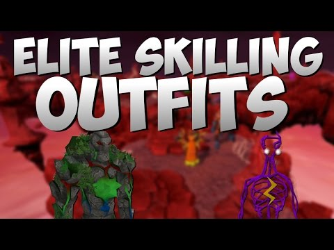 RuneScape Elite Skilling Outfits [GUIDE]