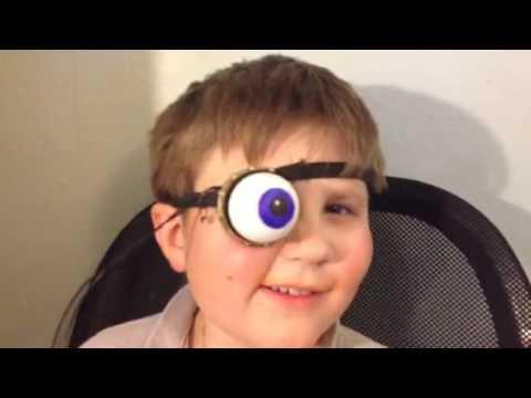 Mad Eye Moody Animatronic Eye
