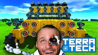 GRUSSELL GETS AN UPGRADE!! - TerraTech #6