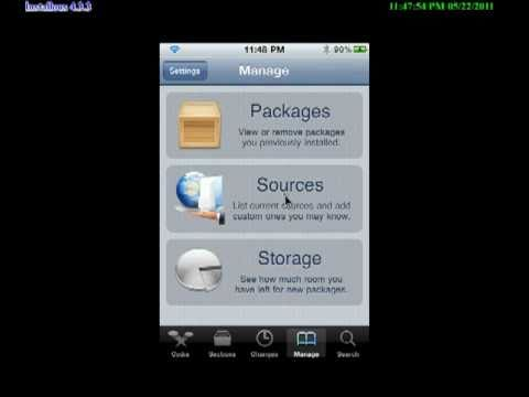 Installous iOS 5 2012/iPod/iPhone/iPad (5.01 Working January 2013)
