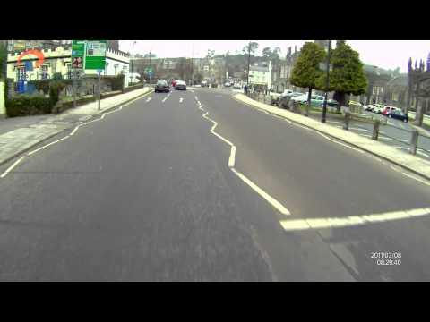 Drift HD170 Action Camera - Helmet Mounted Test Footage Full HD