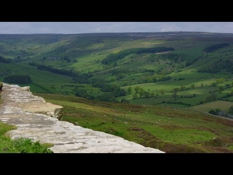 NORTH YORKSHIRE MOORS (Bank Top, Rosedale Ironworks, Chimney Bank, Rydale)