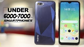 Top 5 Best Smartphones Under 6000-7000  In India 2019