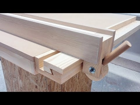Homemade Table Saw Fence System   Easy Simple New Style
