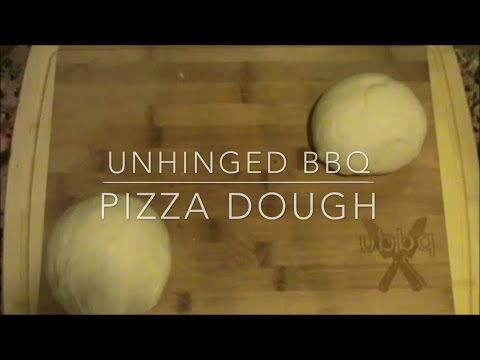 Pizza Dough Recipe in the Food Processor | ubbq