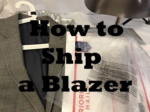 How to Ship a Blazer that Sold on eBay