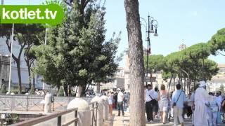 Rzym i Koloseum - KOTLET.TV