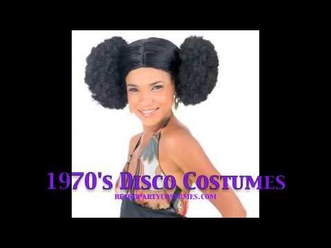 1970's Disco Costumes