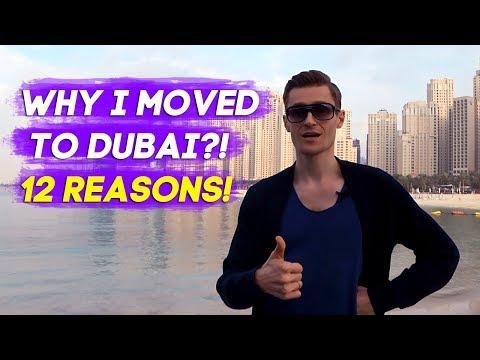Job in Dubai: Why I moved to Dubai? 12 reasons!