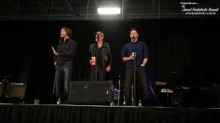 Jared, Jensen e JDM - Começo do painel (NJCon parte 1) Legendado