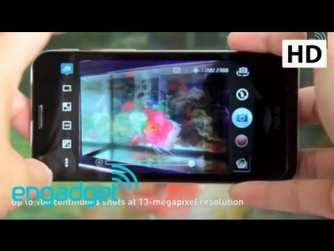 ASUS PadFone 2 Hardware Review | Engadget